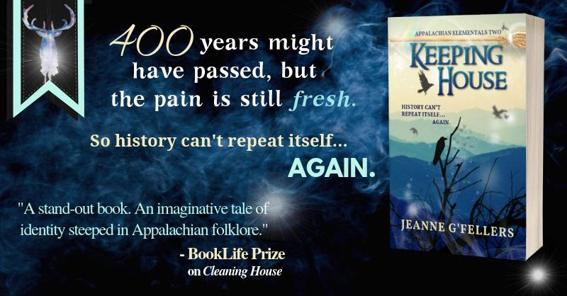 Release Blitz & Giveaway: Keeping House by Jeanne G'Fellers