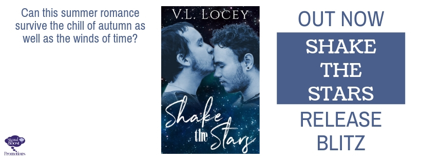 Release Blitz & Giveaway: Shake the Stars by V.L. Locey