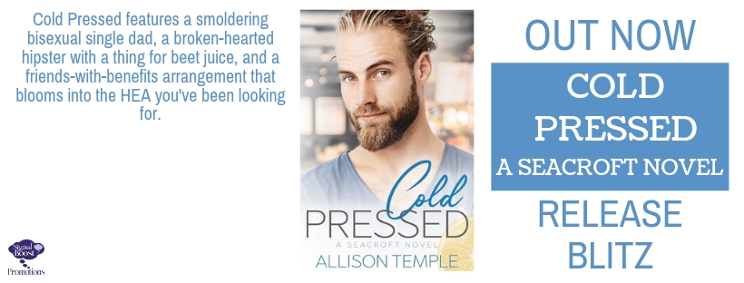 Release Blitz & Giveaway: Cold Pressed by Allison Temple