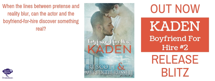 Release Blitz & Giveaway: Kaden by RJ Scott & Meredith Russell