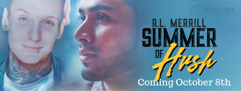 Release Blitz & Giveaway: Summer of Hush by R.L. Merrill