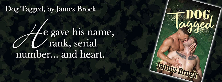 Release Blitz & Giveaway: Dog Tagged by James Brock