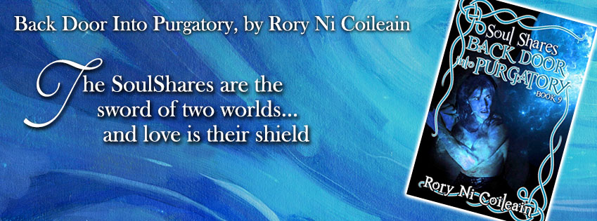 Release Blitz & Giveaway: Back Door Into Purgatory by Rory Ni Coileain
