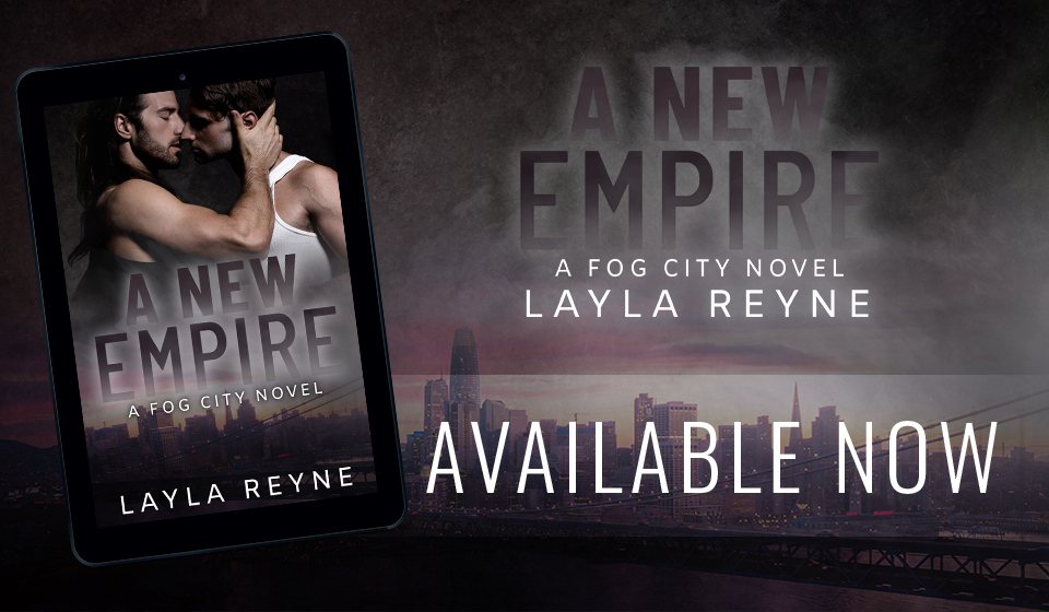 Release Blitz & Giveaway: A New Empire by Layla Reyne