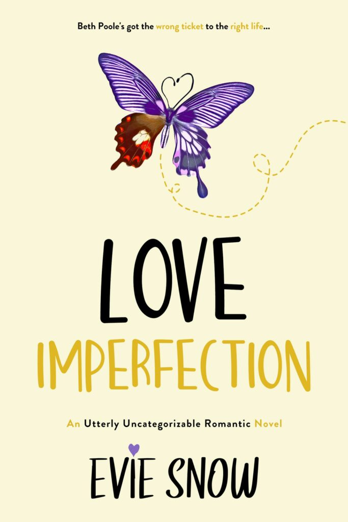 Love Imperfection cover