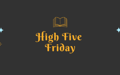 High Five Friday: March 2021