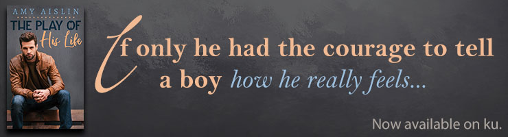 The Play of His Life release day! Plus a giveaway!
