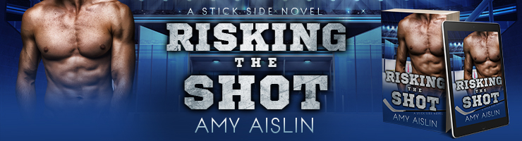 Risking the Shot release day! Plus a giveaway!