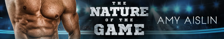 Cover Reveal & Giveaway: The Nature of the Game (Stick Side #2)