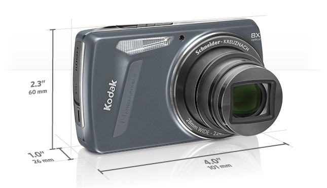 #SwagsGiving – Kodak M580 14MP Digital Camera
