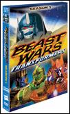 Transformers: Beast Wars Revisited – Season 1 on DVD