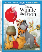Something So Sweet Coming to DVD: Winnie the Pooh