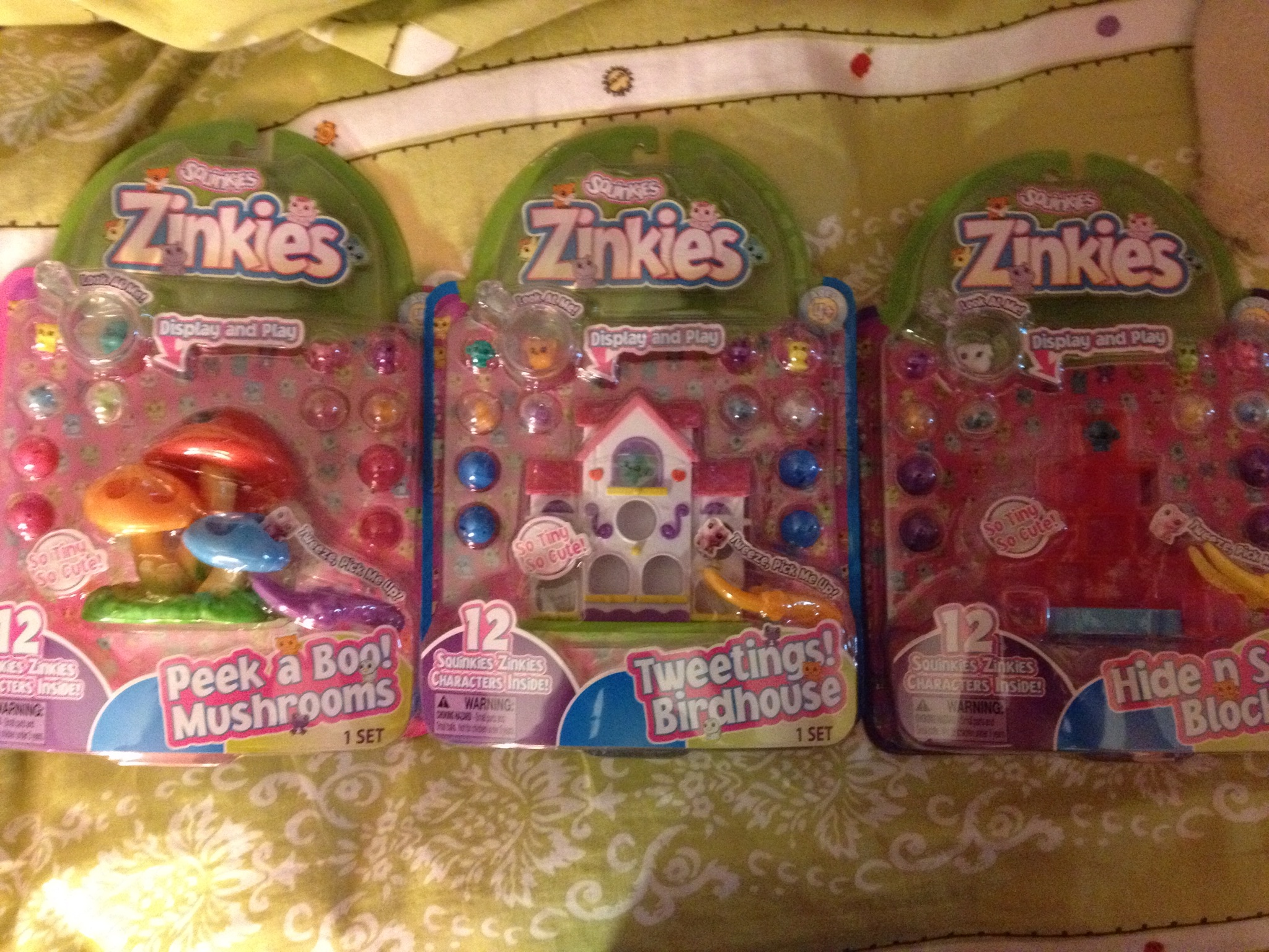 Smaller than Small: Squinkies Zinkies Review