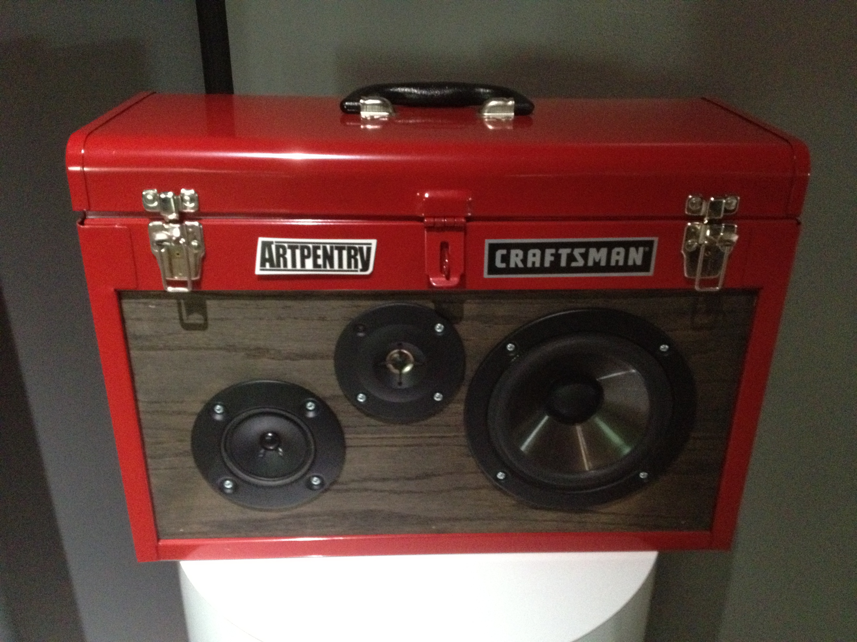 SYW12 at Kenmore Craftsman Experience