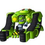 Transformers Rescue Bots - Boulder