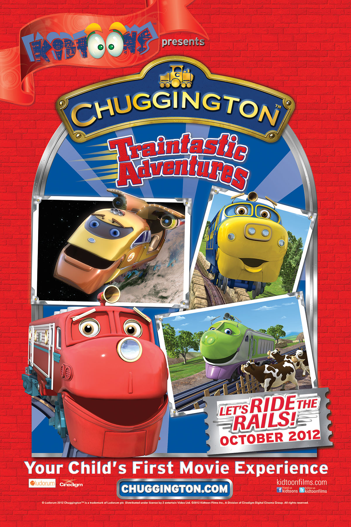 Chuggington: Traintastic Adventures!  BOGO Download
