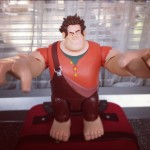 He's gonna Wreck it! Got a Wreck-it-Ralph figure at #timetoplay today