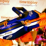 Oh man, so much firepower from #nerf. #timetoplay