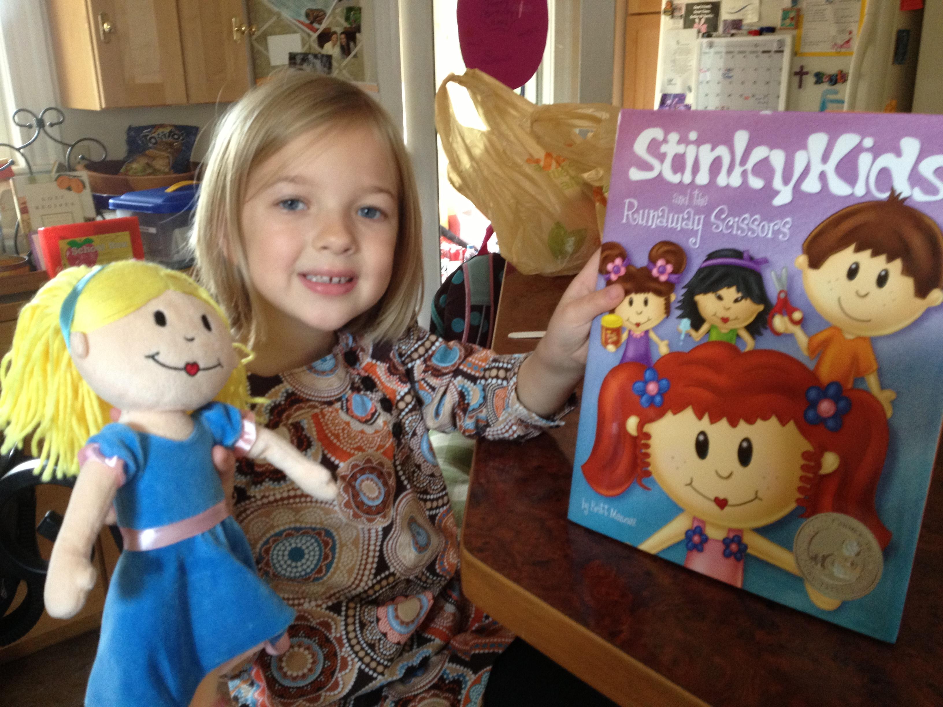 Book Review: StinkyKids
