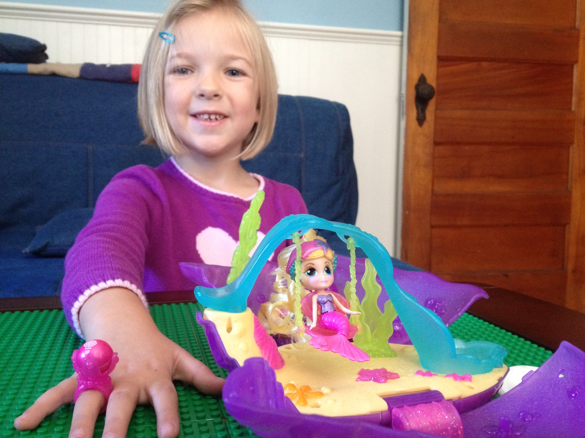 Toy Review/Giveaway – Waverly and the Magic Seashells
