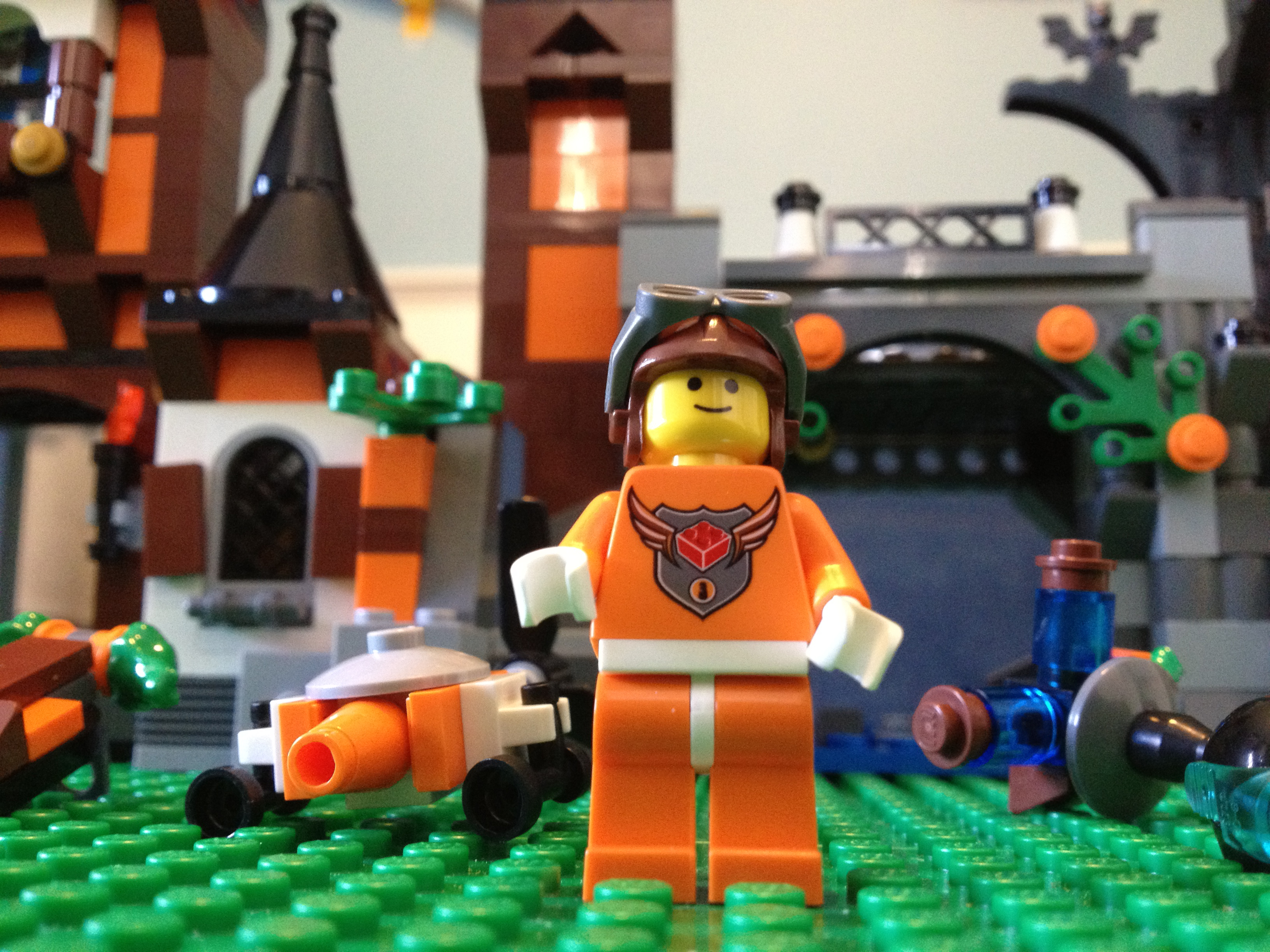 The Complete Level 3 LEGO Master Builder Academy