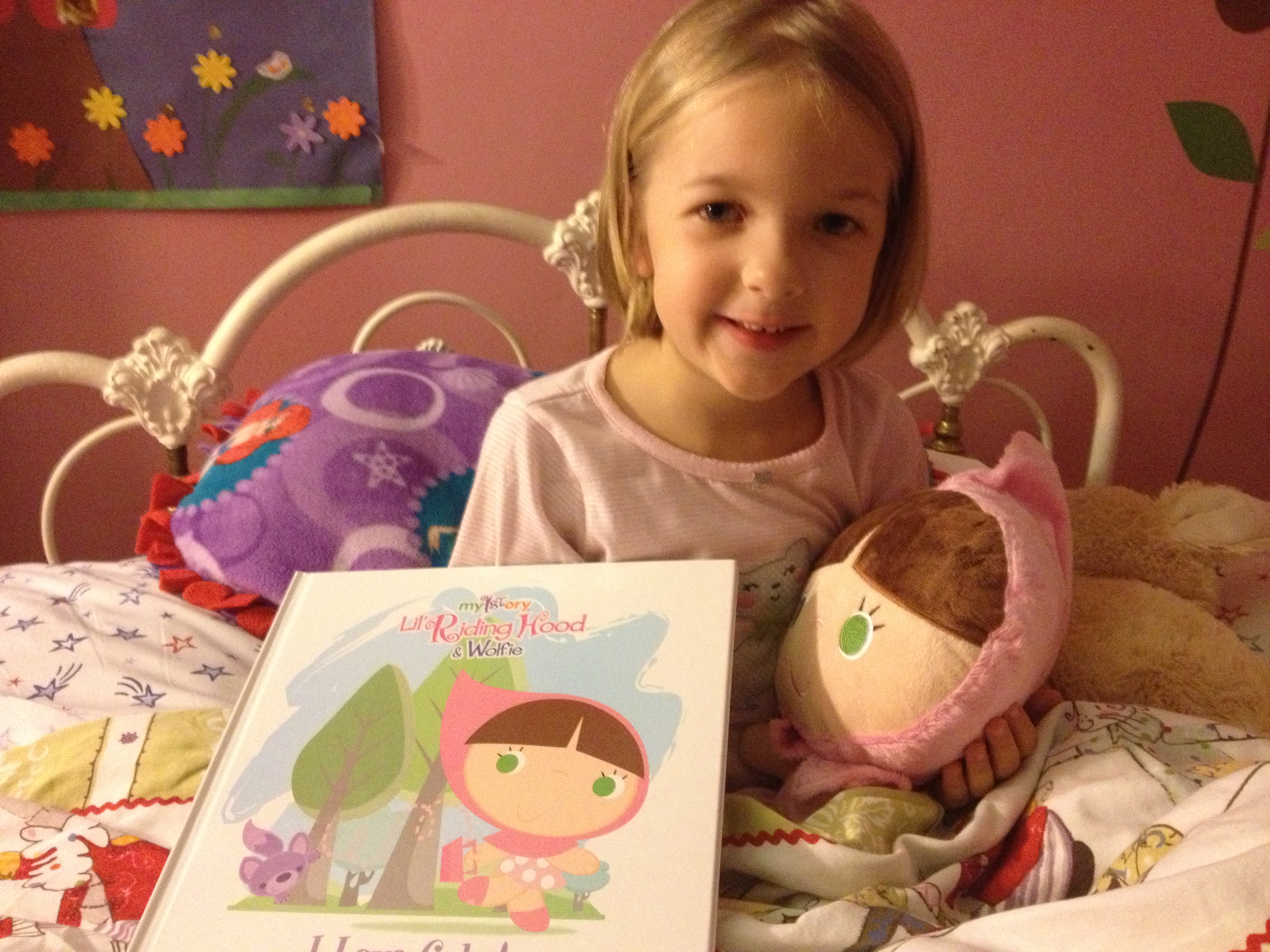 Review: My1story Fairytales: Lil' Riding Hood