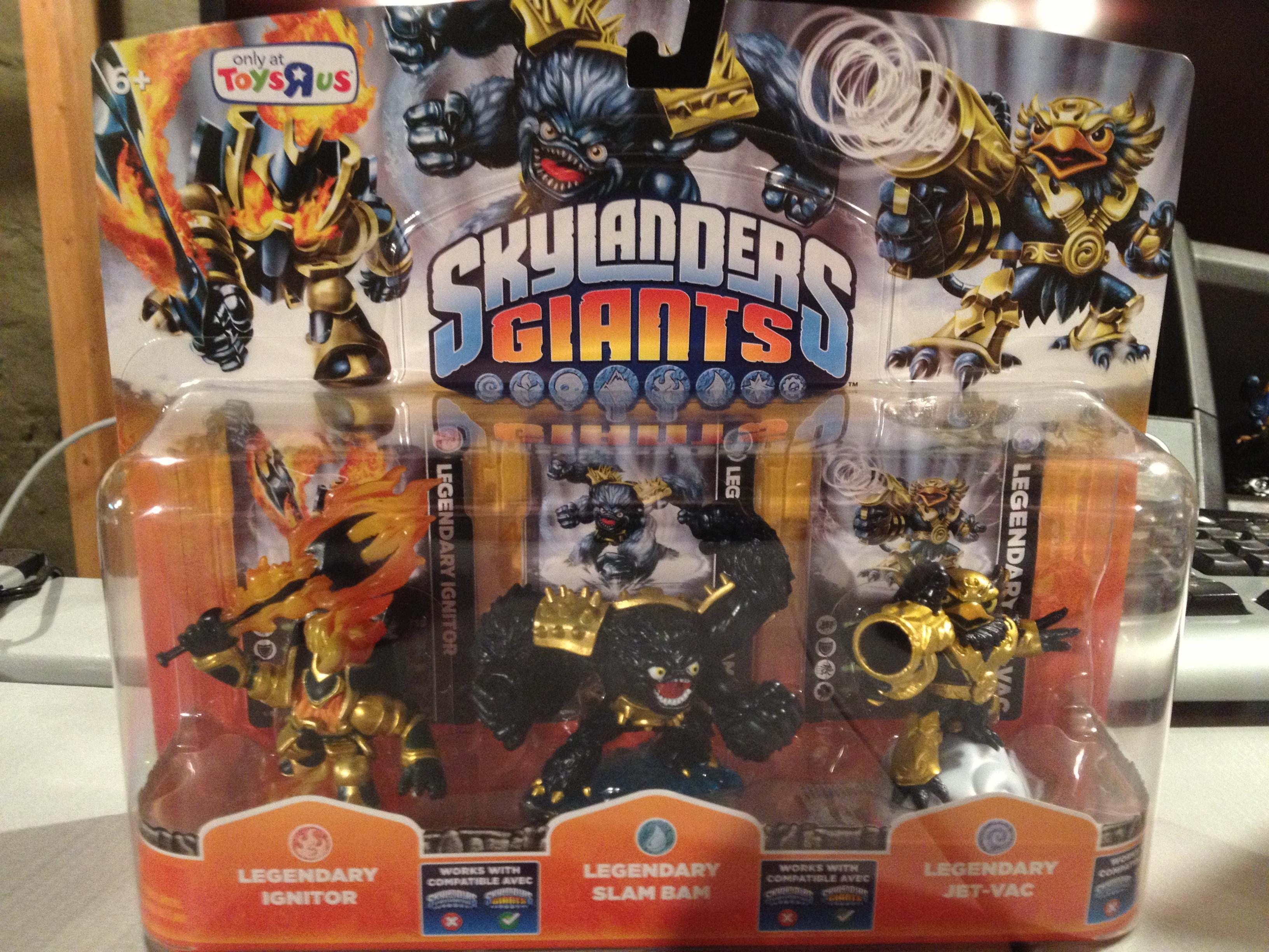 Ten Things You Don't Understand About Skylanders Giants