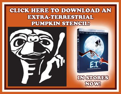 Downloadable E.T. Activities