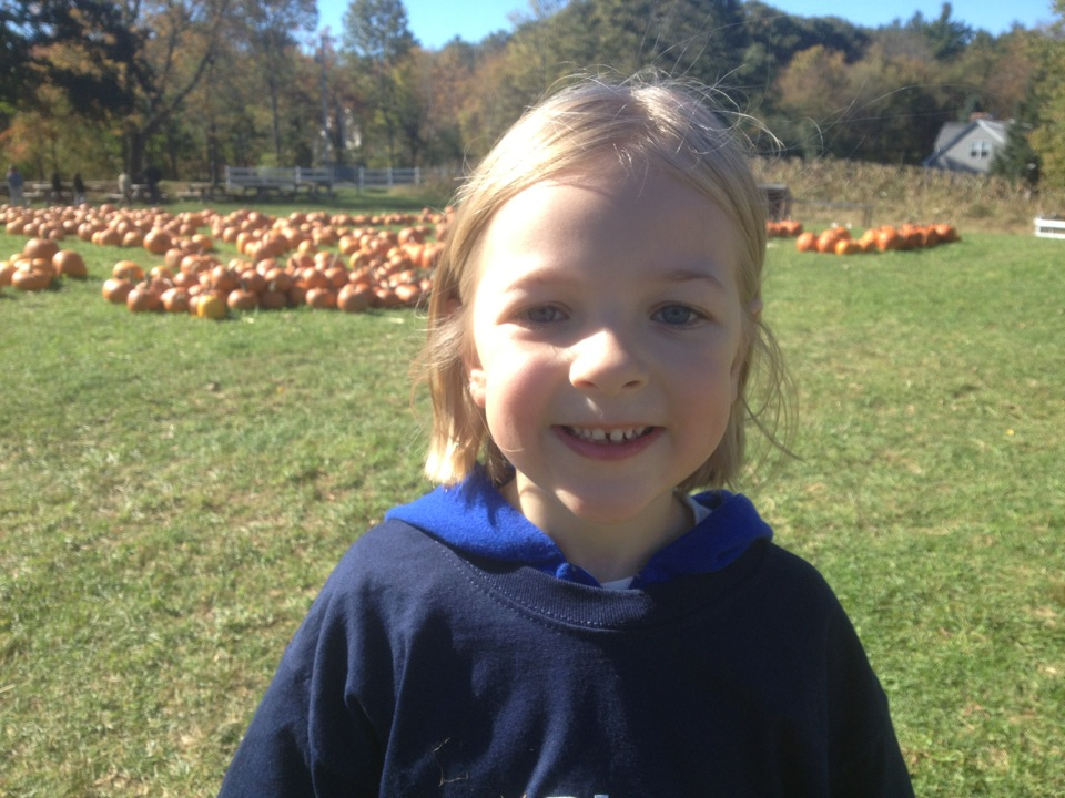 Eva at Adam's Farm