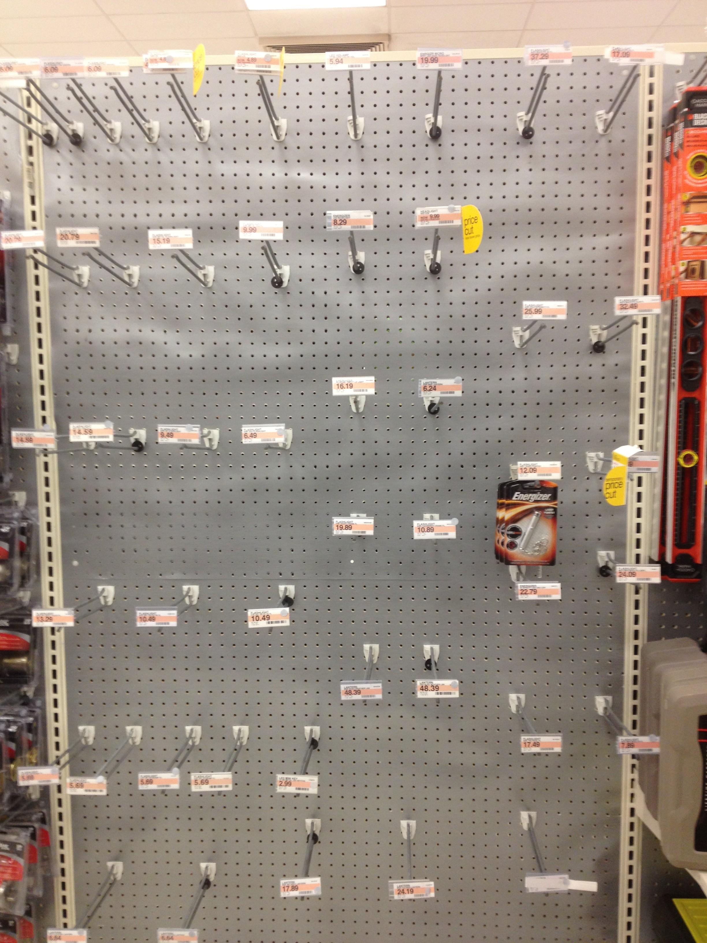 Target's Flashlights
