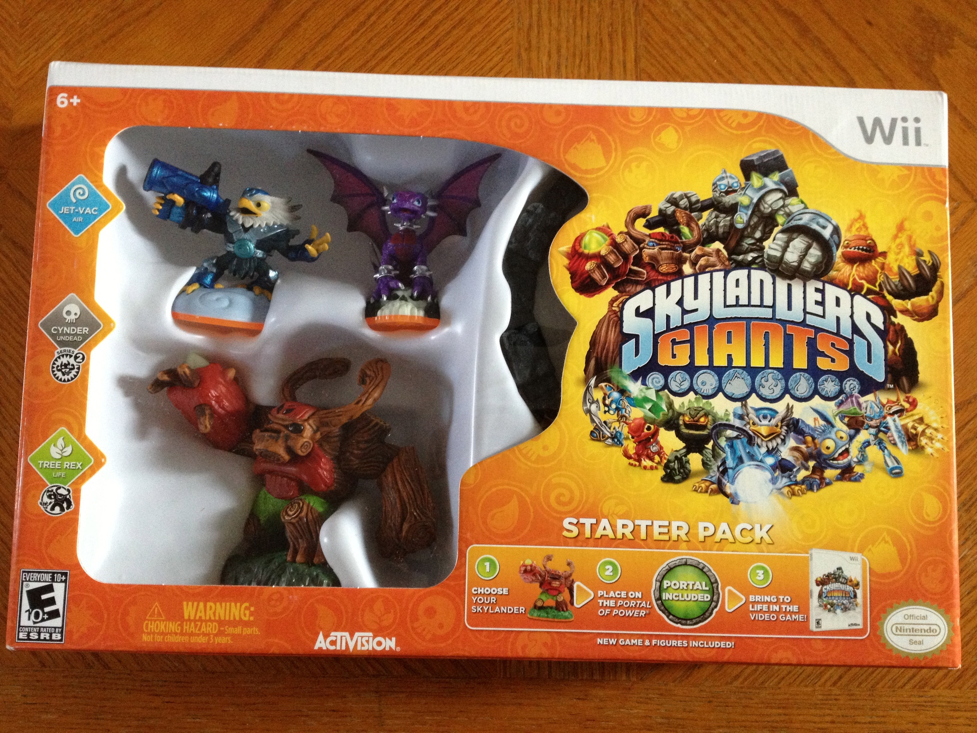 Top Christmas Video Game Pick: Skylanders Giants
