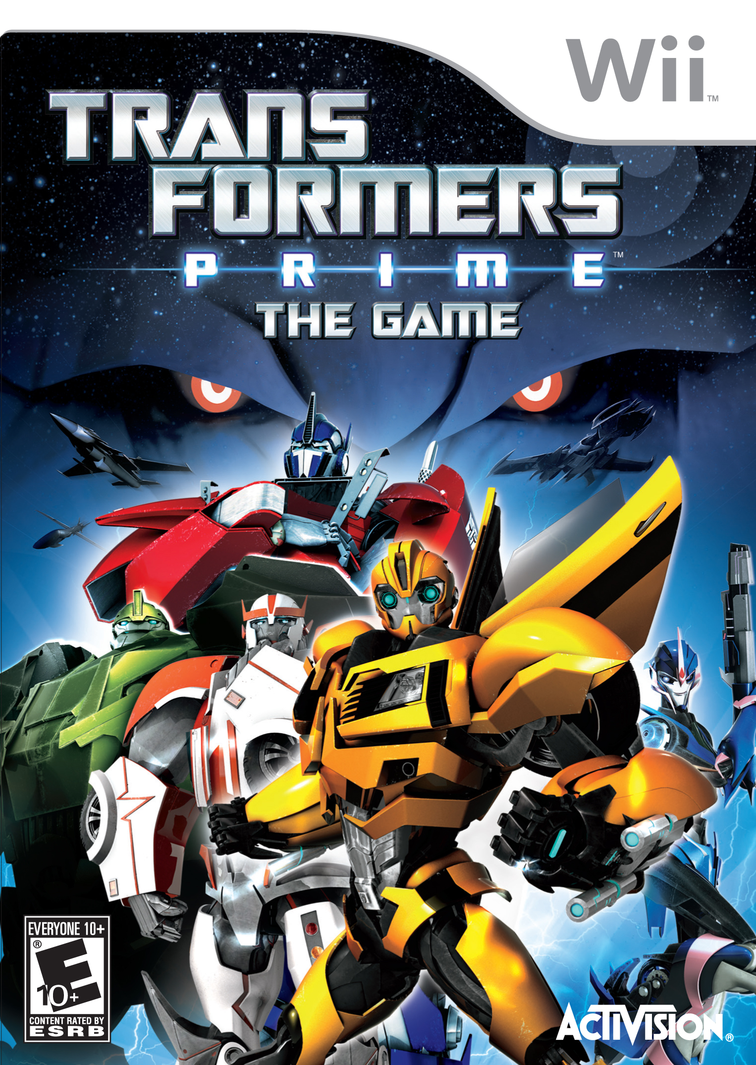 Review: Transformers Prime The Game for the Nintendo Wii & DS