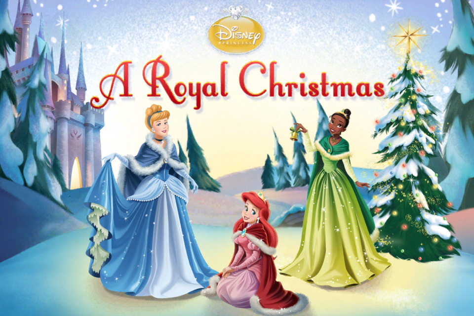 Disney Princesses: A Royal Christmas