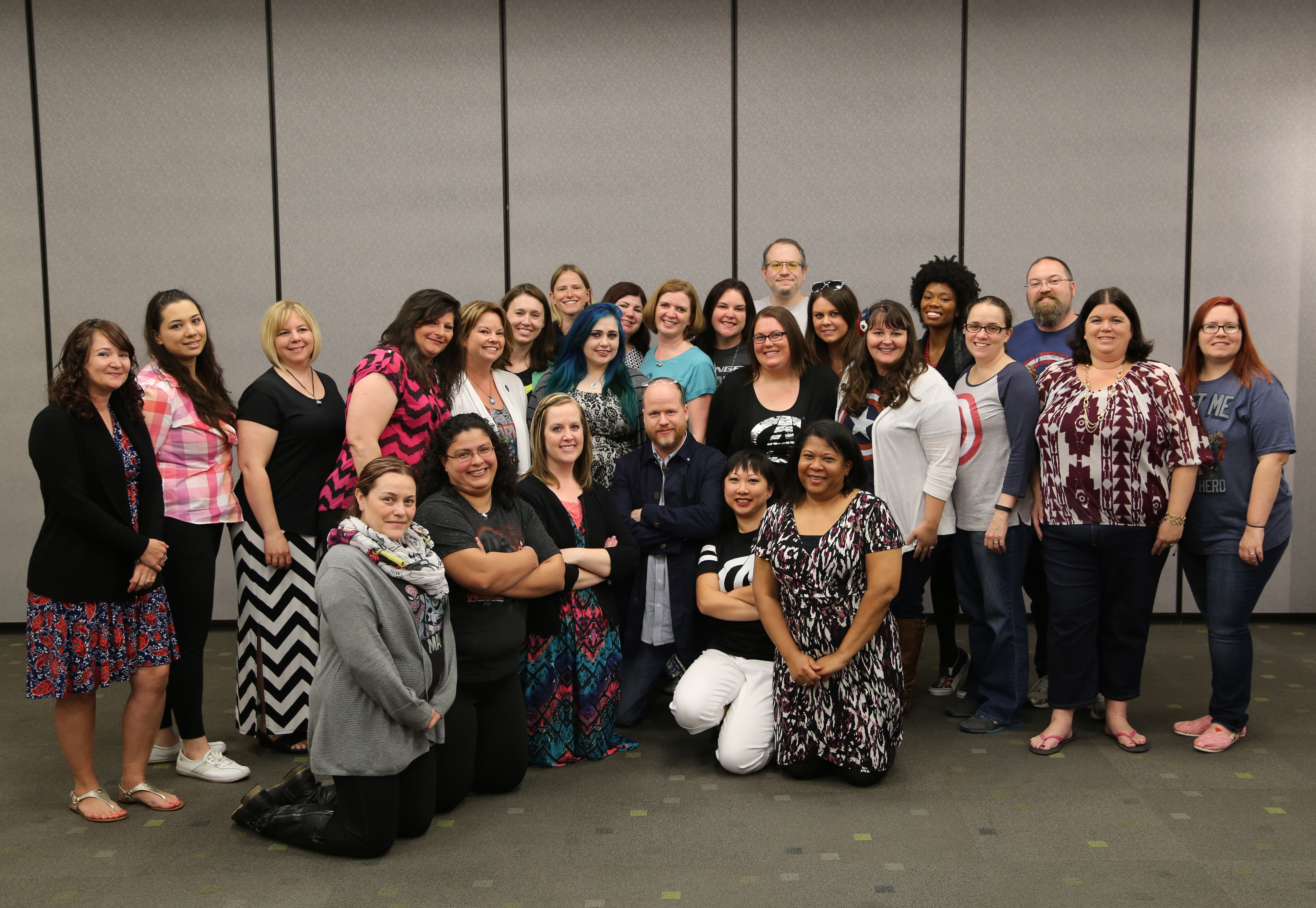 #AvengersEvent Interview with The Master – Joss Whedon