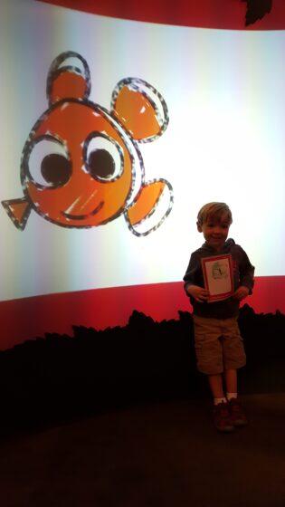 Andrew Draws Nemo