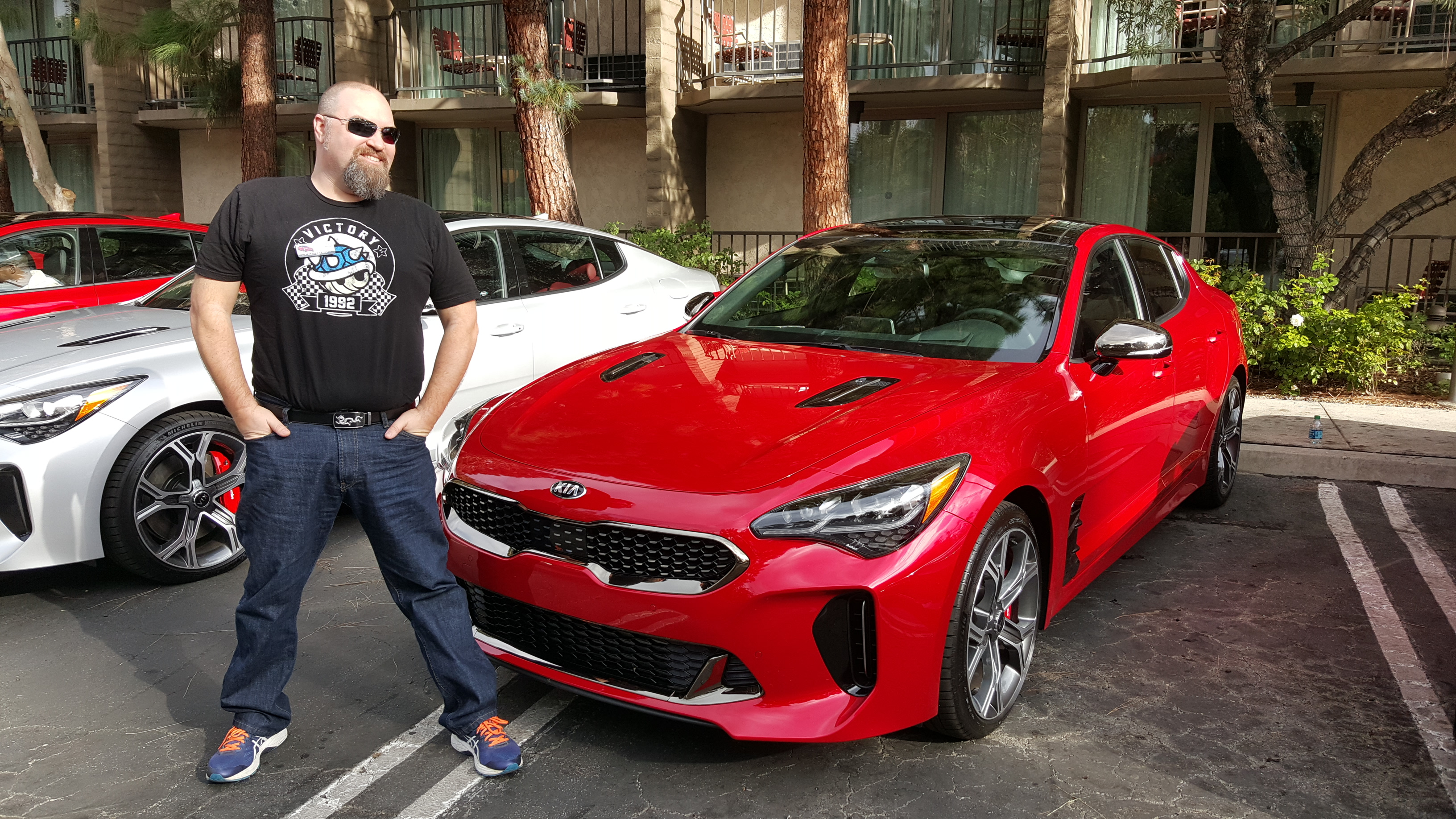 The Kia Stinger Adventure Begins – #KiaStinger #StingerIsHere
