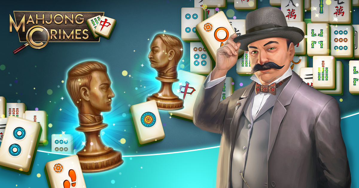 App Alert – Mahjong Crimes: Solve Agatha Christie's Murder on the Orient Express