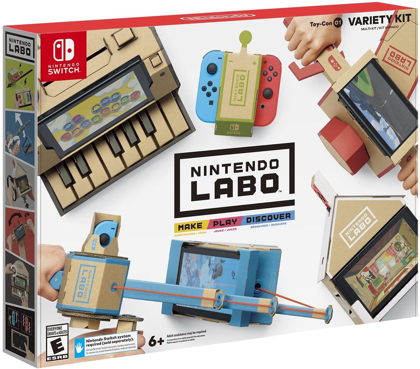 Introducing Nintendo Labo