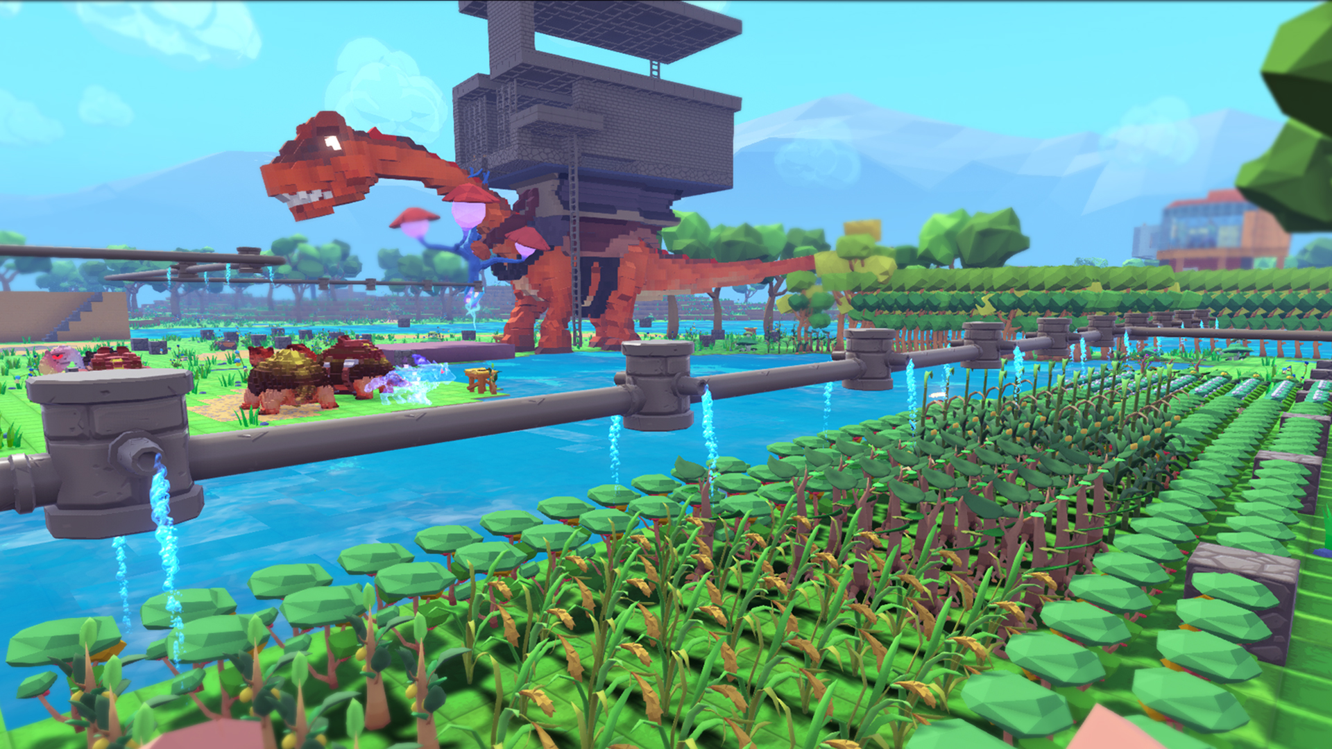 PixARK is Heading to Steam in March
