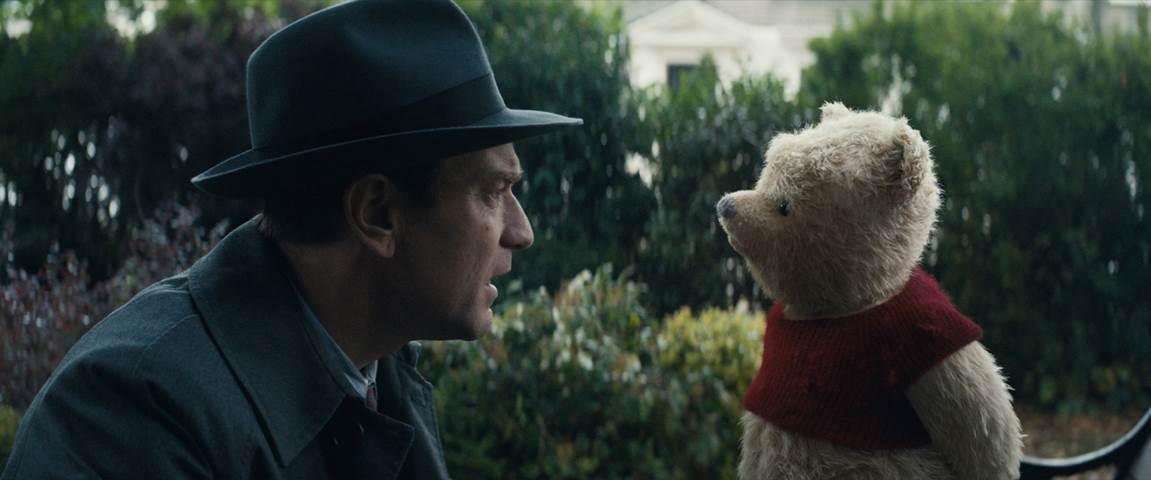 The Christopher Robin Poster and Trailer Have Arrived #ChristopherRobin