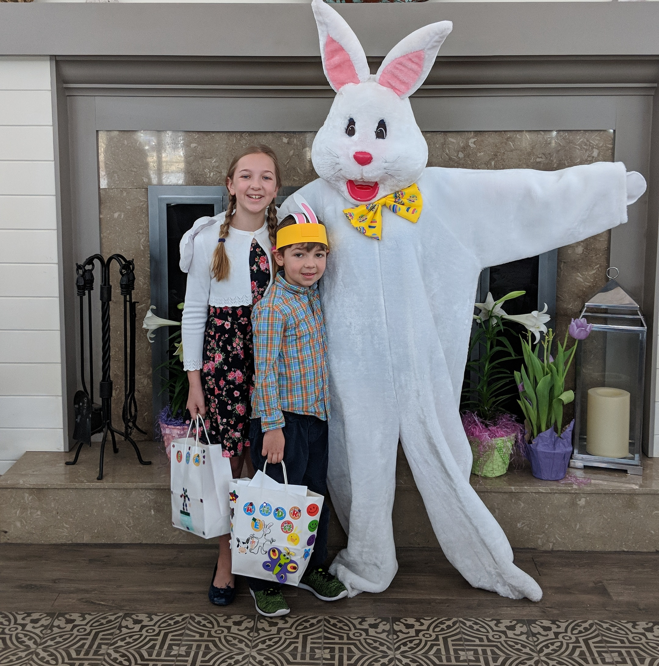Happy Easter – Recap of Our Easter Adventure to the Cape Codder Resort
