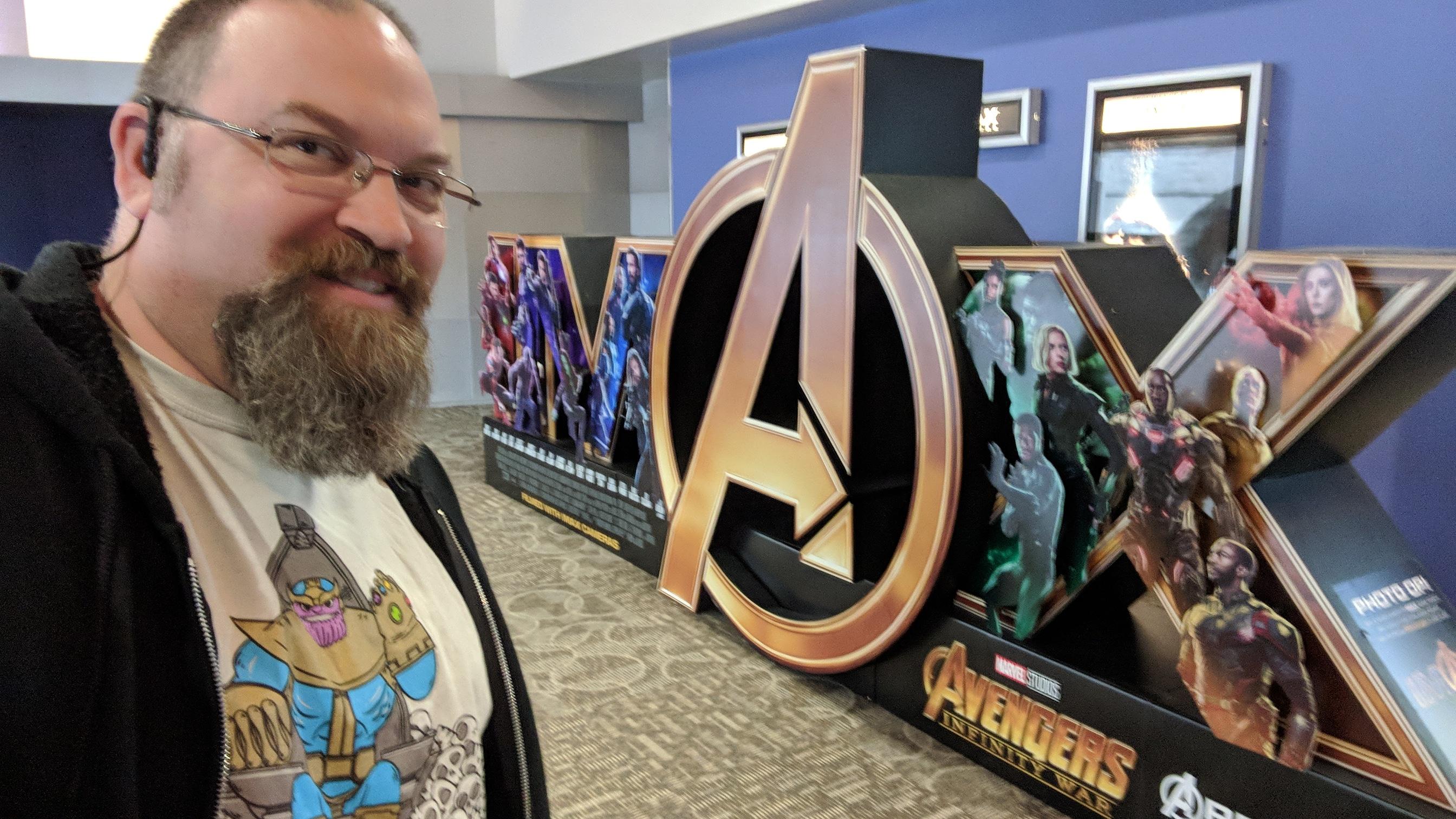Pick up Marvel Studios' Avengers: Infinity War on Blu-ray TODAY!!