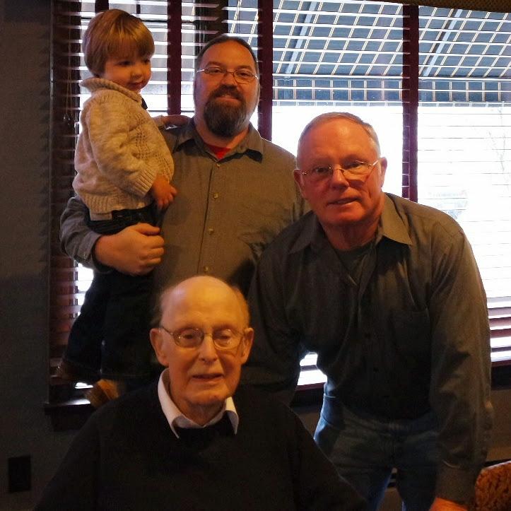 Remembering Grandpa Bennett
