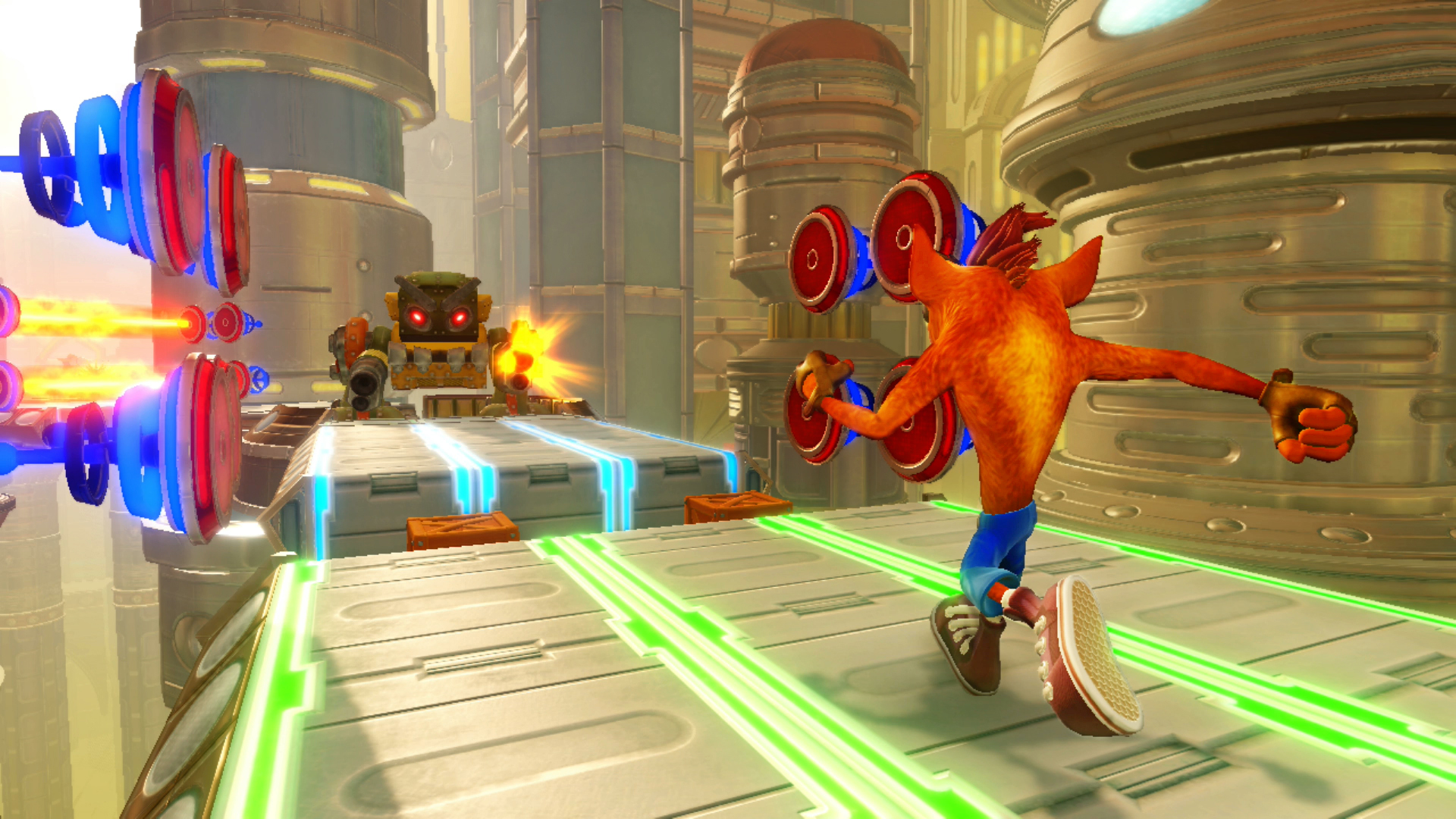 Things are About to Get Tense, Future Tense in the All New Level for Crash Bandicoot N. Sane Trilogy