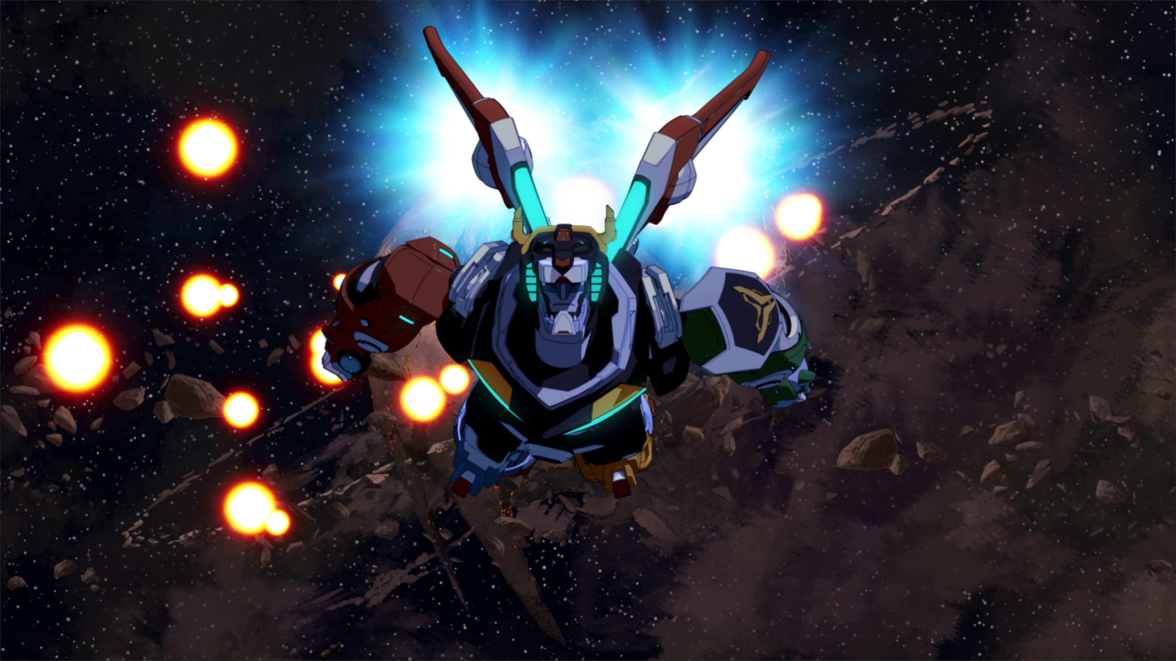 Voltron Legendary Defender Returns June 15th with 7 All New Episodes!!!