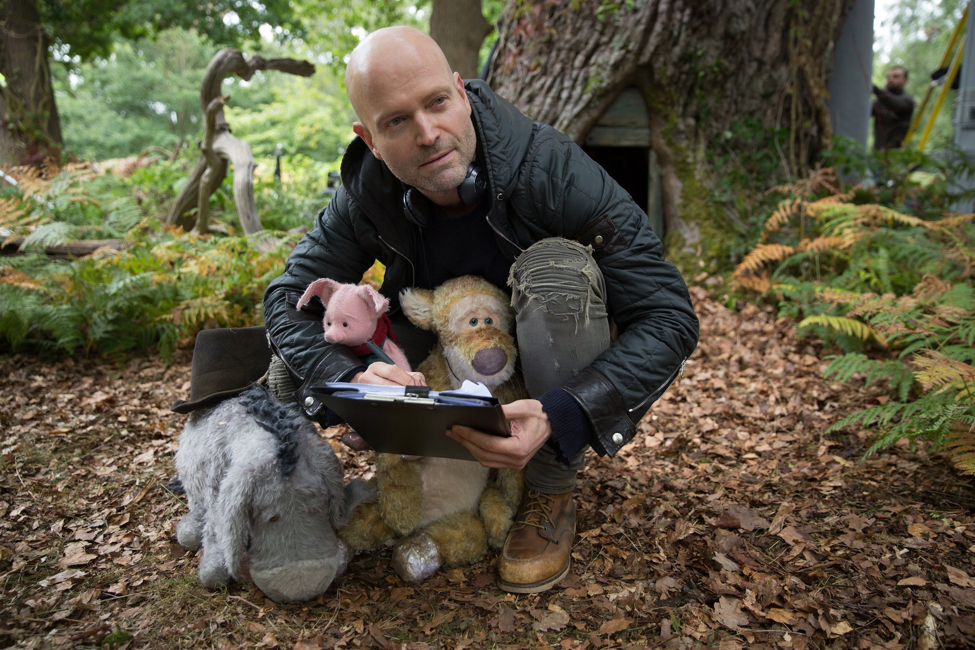 An Interview with Christopher Robin Director, Marc Forster
