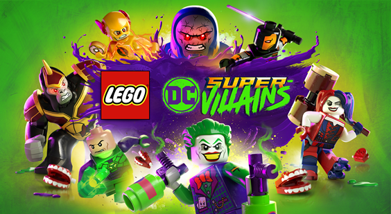 LEGO DC Super-Villains Invading San Diego Comic-Con – Plus New Game Features Revealed