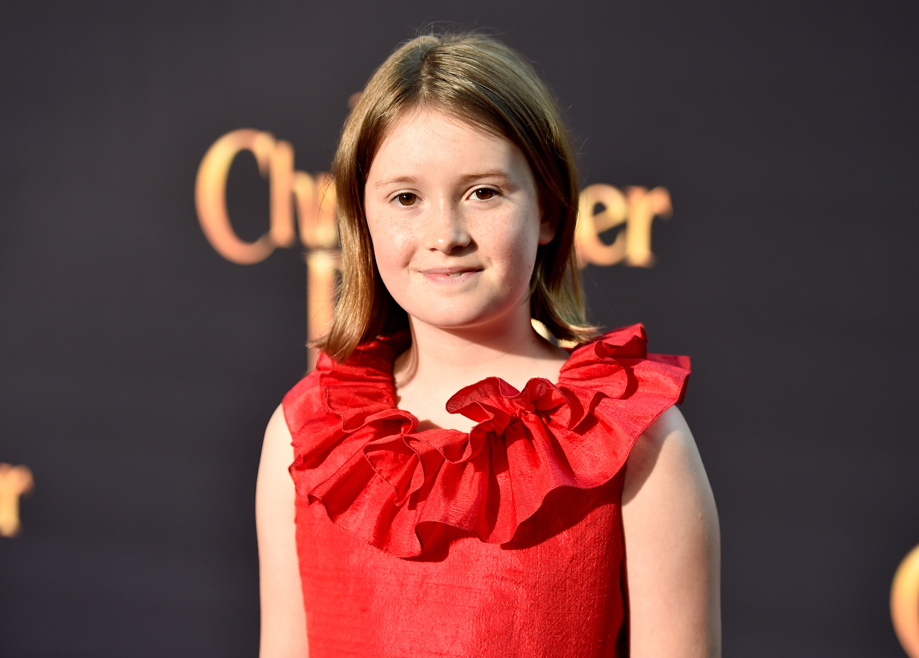 An Interview with Bronte Carmichael Who Plays Christopher Robin's Adventurous Daughter in Disney's Christopher Robin