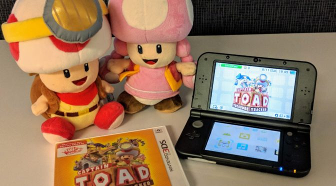 Captain Toad™: Treasure Tracker for the Nintendo 3DS™