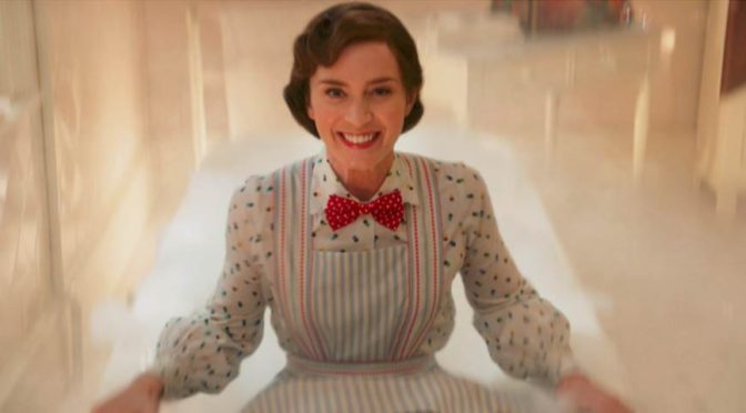 The Music of Mary Poppins Returns – A Preview! #MaryPoppinsReturns